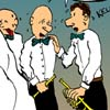 Brass Band Cartoon
