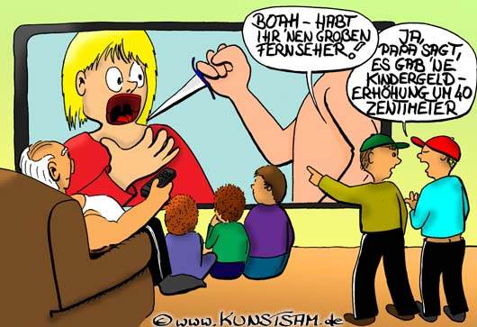hartz 4 cartoon